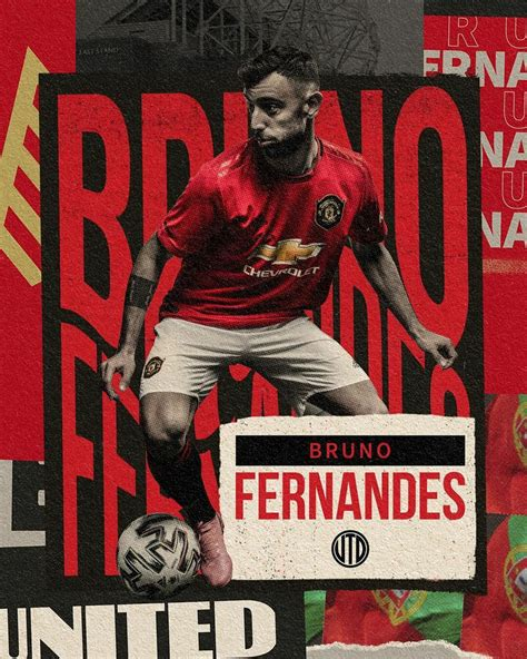 Wanderer: Bruno Fernandes Man United Iphone Wallpaper