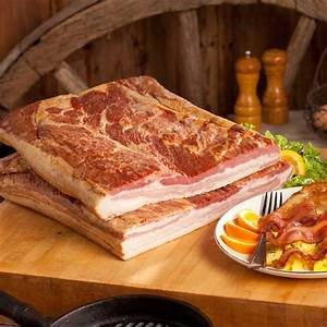 Www Lbs De : bacon slab applewood smoked bacon slab buy bacon ~ Lizthompson.info Haus und Dekorationen