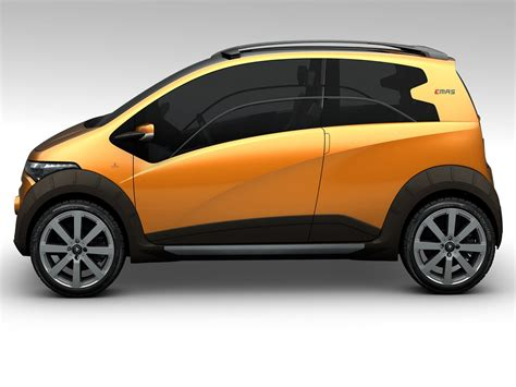 Car Pictures Italdesign Emas Country Concept 2018