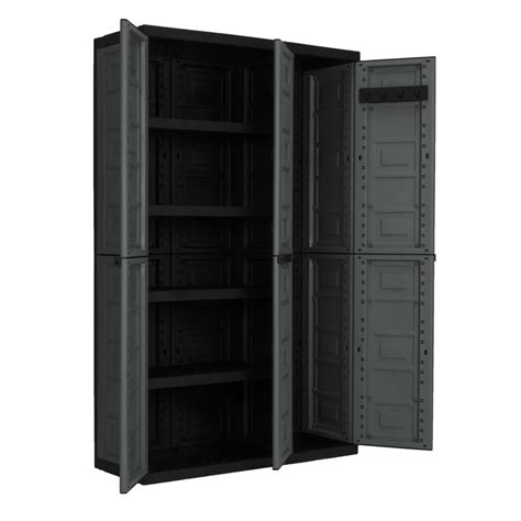 plastic storage cabinets for garage manicinthecity