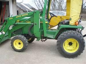1997 John Deere 855 Tractors - Compact  1-40hp