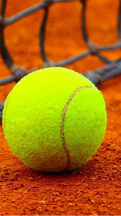 Tennis Ball Ground Iphone Wallpapers 3wallpapers Parallax