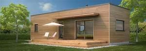 Maison en ossature bois contemporaine Construteur Nantes et grand ouest