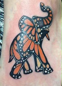 Monarch Butterfly Tattoo | -|nk |t- | Pinterest | Cool ...