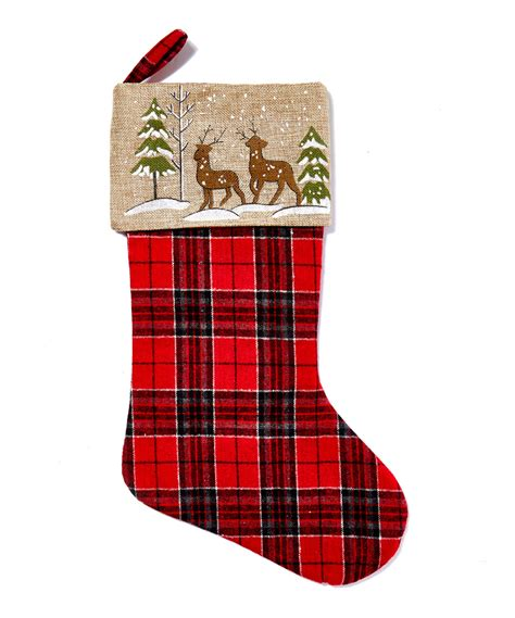 8 fabulous Christmas stockings   Interiors   Christmas