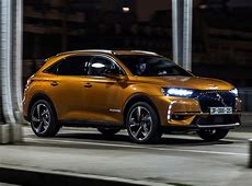 DS 7 Crossback SUV 2018 Photos Parkers