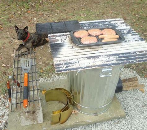 diy rocket stove plans  cook food  heat small