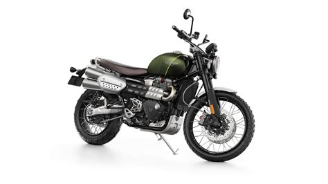 Modification Triumph Scrambler 1200 by Triumph Scrambler 1200 Xc All Technical Data Of The