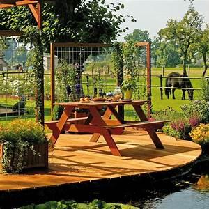 Lame Terrasse Bois Exotique : lame terrasse bois exotique 9 x 245 ~ Dailycaller-alerts.com Idées de Décoration