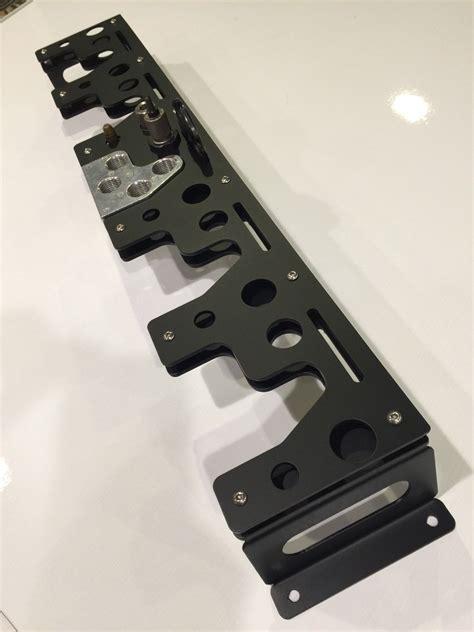 pro  toolhead rack kinetic arc metalworks