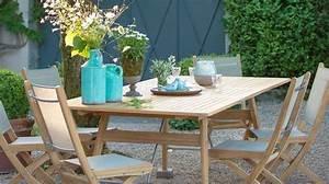 Mobilier Jardin Bois : meubles exterieur terrasse ~ Premium-room.com Idées de Décoration