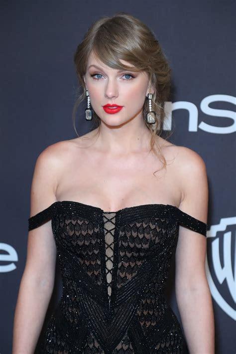 Taylor Swift Joe Alwyn Golden Globes