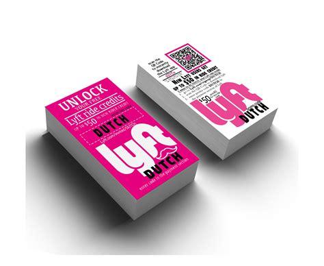 Premium Lyft Referral Cards 2