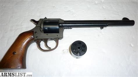 Armslist For Sale Handr 649 Revolver 22and 22 Mag
