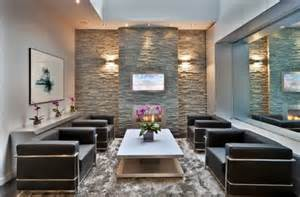 19 glorious living rooms with stone walls top inspirations