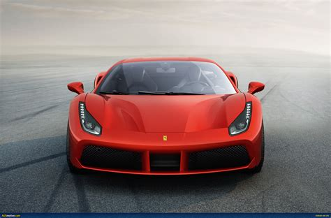 488 Gtb Modification by Ausmotive 187 488 Gtb Revealed
