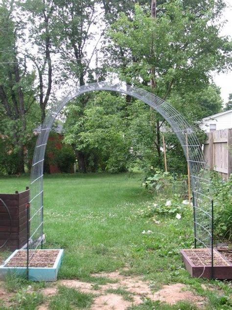 diy garden arch 37 best images about gardens trellises arbors and