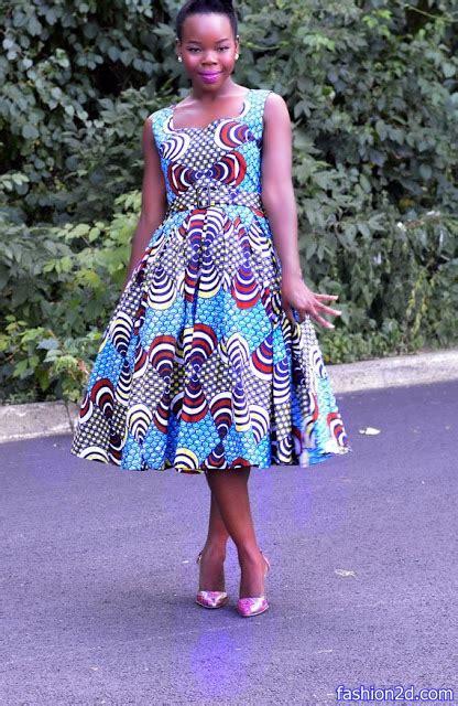 mishono ya vitenge kwa wote  fashion