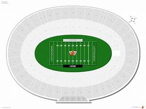 Ou Texas Seating Chart Dallas Cotton Bowl Seating Chart Brokeasshome Com