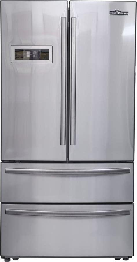 Thor Kitchen TKKPRERADWRH6 4 Piece Kitchen Appliances