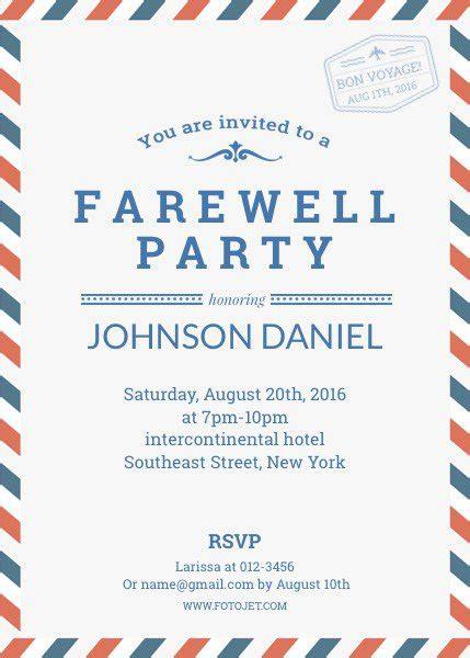 printable farewell invitation templates menshealtharts