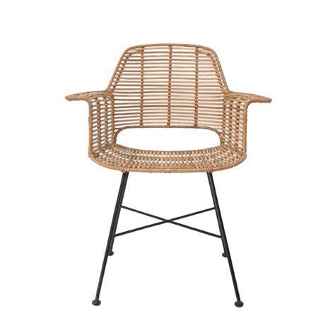 coussins de chaises de jardin chaise rotin naturel hk living interiors