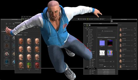 speed  game character animation  iclone
