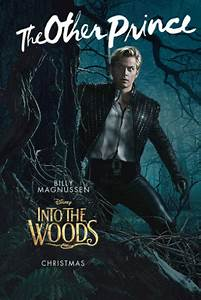 Check out the Character posters for INTO THE WOODS ...