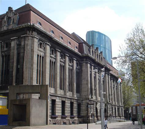 Post Kantoor Rotterdam by Centraal Postkantoor In Rotterdam Monument