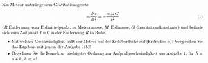 Freier Fall Geschwindigkeit Berechnen : freier fall aus gro er entfernung ~ Themetempest.com Abrechnung