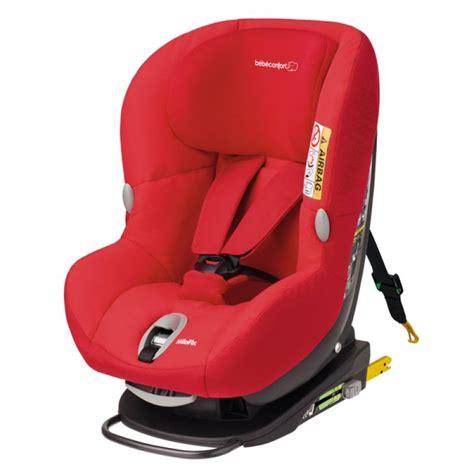 installer un siege auto bebe confort siège auto milofix de bébé confort confort et sécurité