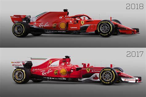 formula 3 vs formula 1 formula 1 2017 vs 2018 what s changed