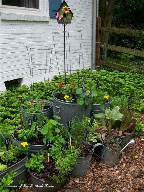 hometalk repurposing   garden