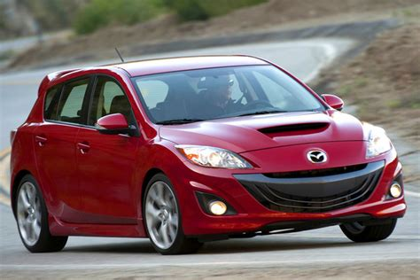 2013 Mazda Mazdaspeed3 Review Web2carz