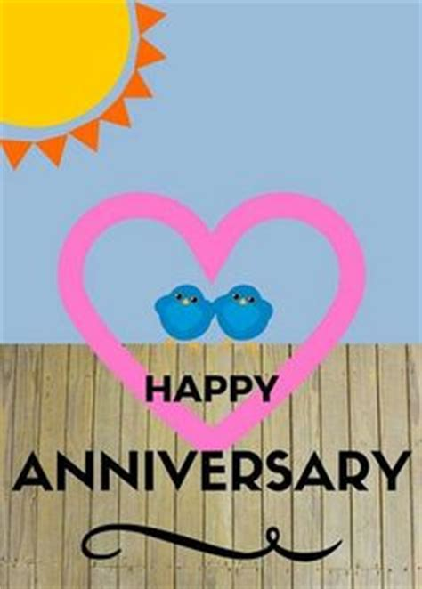 printable happy anniversary greeting card