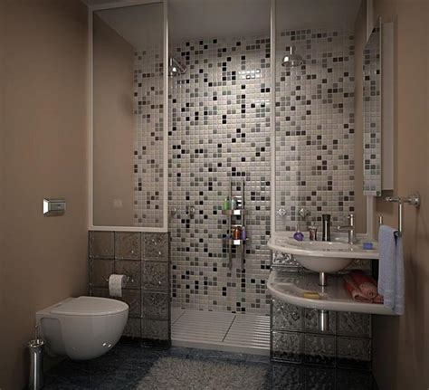 Modern Ideas For Bathroom Walls by 30 Amazing Ideas And Pictures Contemporary Shower Tile Design