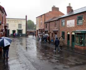 Rainy Canal Street In The Black Country     U00a9 Jaggery