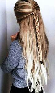 How To Do Cute Easy Hairstyles For Long Hair Step By Step