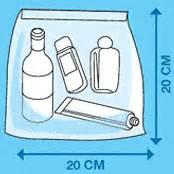 Produit Liquide Avion : bagage cabine les objets interdits mon bagage cabine ~ Melissatoandfro.com Idées de Décoration