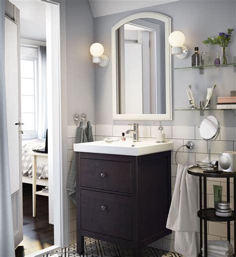 Ikea Küchenschrank Im Badezimmer by Waschbeckenschrank 2 Schubl Hemnes Odensvik Wei 223 In