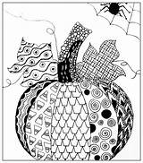 Coloring Halloween Pages Adult Simple Pumpkin Drawing Adults Scary Zentangle Myers Michael Pumkin Doodle Printable Children Getdrawings Justcolor Events Nggallery sketch template