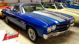1970 Chevrolet El Camino Ss Trim At Country Classic Cars