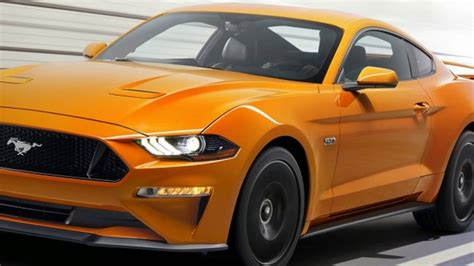 ford mustang mpg gas mileage data youtube
