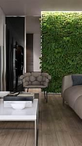 les 107 meilleures images a propos de deco mur vegetal sur With deco mur exterieur maison 9 mur vegetal interieur en 80 idees pour la maison ecologique