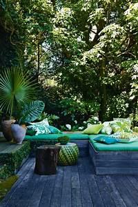 Meuble De Jardin Pas Cher : idee jardin exterieur meilleures images d 39 inspiration ~ Dailycaller-alerts.com Idées de Décoration