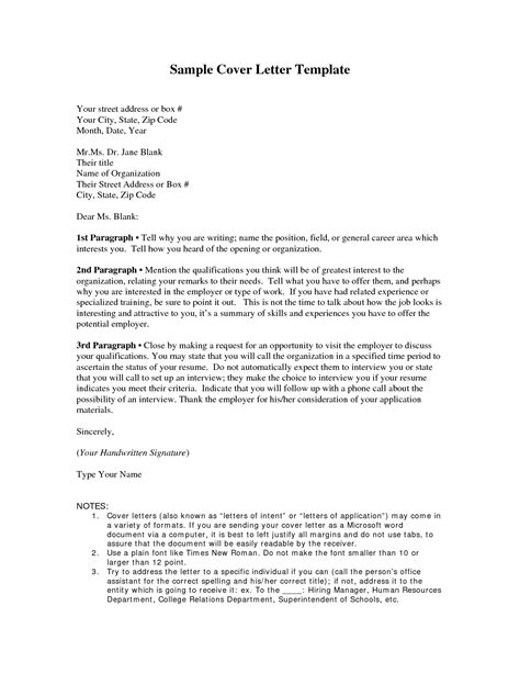 Cover Letter To Resume by Who To Address Cover Letter To Letters Free Sle Letters