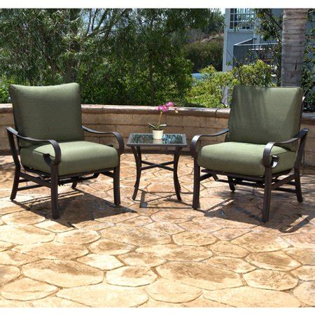 Affordable Patio Furniture Sets by 1sale Harwick 3 Small Space Patio Bistro Set