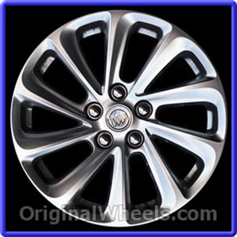 oem  buick lacrosse rims  factory wheels
