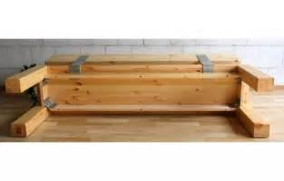 esszimmer sitzbank mit lehne massivholz sitzbank 180cm mit rückenlehne holzbank lehne kiefer natur