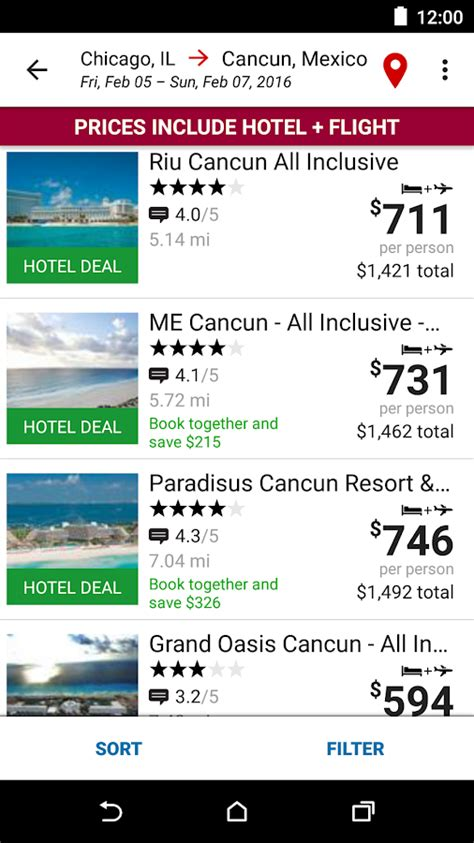 cheaptickets cheap  good android apps  google play